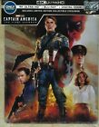 Captain America: The First Avenger 2-Disc 4K Limited Edition SeelBook (A, B & C)
