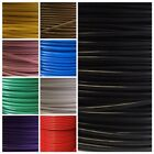 Automotive 1mm 12v 24v Thin Wall Electrical Auto Loom Car Van Cable Wire 16.5amp