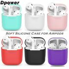 Silicone Bluetooth Wireless Earphone Case For AirPods Protective