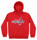 Outerstuff NHL Youth Washington Capitals Primary Logo Fleece Hoodie $29.99 USD on eBay