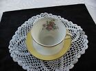 EIDINGER'S DERBY BONE CHINA TEACUP WITH SAUCER-ROYAL CROWN DERBY
