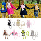 Kid Anti-lost Leash Toddler Backpack With Safety Harness Playful Baby Diaper Bag