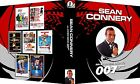 JAMES BOND 007 SEAN CONNERY Custom Photo Album 3-Ring Binder $39.52 CAD on eBay