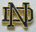 NCAA Notra Dame Fighting Irish Lapel Pin Gold Plated, Great Gift Made in USA NEW