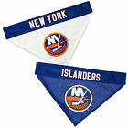 Pets First New York Islanders Reversible Dog Bandana $11.59 USD on eBay