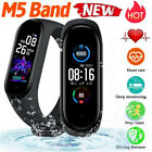 Smart Watch Bluetooth Band Bracelet Wristband Sport Fitness Tracker Phone Mate