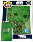 New In Box! Funko POP! Tees Limited Edition Star Wars #139 Yoda T-Shirt $15.95 USD on eBay