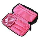 Travel Makeup Cosmetic Toiletry Case Wash Organizer Storage Pouch Folding Bag D