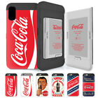 Skinu Coca Cola Card Protect Slim Hard Dual Bumper Case For Apple iPhone X / XS $36.53  on eBay