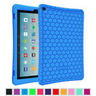 "For Amazon Fire HD 10 10.1"" 7th Gen 2017 Case Silicone Shock Proof Back Cover"