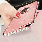 Bling Diamond Crystal Ring Holder Stand For iPhone 8 Plus 7 Plus 6 5 XS Max XR X