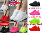 Kyпить Womens Sport Gym Trainers Air Cushion Lace Up Sneaker Lady Casual Shoes UK 2-6.5 на еВаy.соm