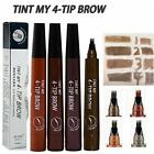 Kyпить 1Ps Microblading Eyebrow Pen Waterproof Fork Tip Tattoo Long Last Eyebrow Pencil на еВаy.соm