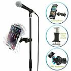 Accessorybasics Easyadjust Cymbal Microphone Mic Stand Tablet Mount For  Ipad Pr
