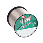 Berkley Trilene Big Game Monofilament Line Clear Quarter Pound Spools