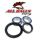 2007-2013 Triumph America Motorcycle All Balls Wheel Bearing Kit [Front] $29.22 USD on eBay