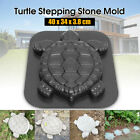 Turtle Paving Stepping Stone Mold Concrete Cement Mould ABS Tortoise Garden Path image