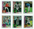 1984 Chrome Refractor Silver Pack Complete Your Set 2019 Topps Series 2 You Pick on Ebay
