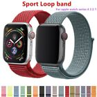 Replacement Sport loop Strap Nylon Band For A pple Watch Series 4/3/2/1 38mm42mm