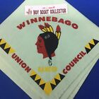 Boy Scout Neckerchief Winnebago RANGER Union Council