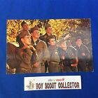 Boy Scout Camp Postcard Winnebago Scout Reservation 7 Scouts Hiking