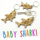 Baby Shark Keyring Gift One for EVERYONE - Unique Sharks Funny Family Gift Idea