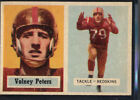 1957 Topps #84 Volney Peters - VG-EX *128-160