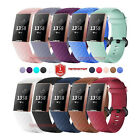 Kyпить For OEM Fitbit Charge 3 Replacement Wrist Band Silicone Bracelet Watch Rate Fit на еВаy.соm