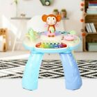 Baby Music Learning Multifunctional Game Table Kids Early Educational Gift Toy