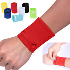Cotton Wrist Wallet Pouch Band Zipper Running Travel Gym Cycling Safe Sport Bag