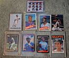 Collectible Sports Cards Lot Bo Jackson Shaq Eric Davis Ken Griffey Jr . Rookie