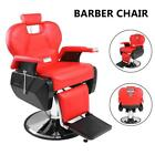 Hydraulic Recline Barber Chair Salon Beauty Spa Shampoo Styling Chair for Beauty