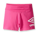 Umbro Little Girls Sweeper Shorts, Color Options