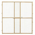 Внешний вид - Midwest Wire Mesh Pet Safety Gate for Dogs