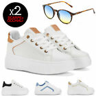Sneakers donna Spring Collection + occhiali TWIG scarpe ginnastica casual