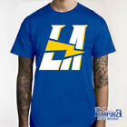 Chargers T-Shirt  LOS ANGELES TEE LA shirt tailgate Football G6 $16.99 USD on eBay