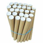 20% OFF 320mm Cardboard Postal Poster Tubes Many Sizes Small Lard A1 A2 A3 A4*