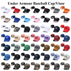 Embroidered Under Armour Baseball Cap Adjustable Sun Visor Golf Hat Men Women