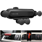 Gravity Car Mobile Phone Holder Air Vent Mount Stand For IPhone  Samsung US