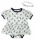 MLB Infant Seattle Mariners Dress with Headband Set , White on Ebay