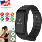 Bluetooth Bracelet Outdoor Sports Fitness Tracker for iphone X XS Samsung S9 S8