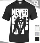NEVER GIVE UP JEET KUNE DO MIXED MARTIAL ARTS T SHIRT MMA UFC FIGHTER BRUCE LEE
