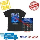 New Tour Dates 2019 Ghost The Ultimate Tour T-Shirt full Size 2 Side Tee image