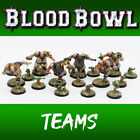 Blood Bowl Teams Pro Painted Commission - ALL TEAMS AVAILABLE