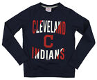 Outerstuff MLB Youth/Kids Boys Cleveland Indians Performance Fleece Sweatshirt on Ebay