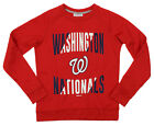 Outerstuff MLB Youth/Kids Washington Nationals Performance Fleece Sweatshirt on Ebay