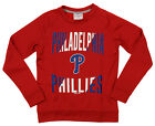 Outerstuff MLB Youth/Kids Philadelphia Phillies Performance Fleece Sweatshirt on Ebay