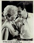 "1961 Vintage Photo actress Kim Novak actor Jack Lemmon ""Notorious Landlady"" film"