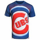 FOCO MLB Men's Chicago Cubs Big Logo Tee on Ebay