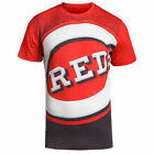 FOCO MLB Men's Cincinnati Reds Big Logo Tee on Ebay